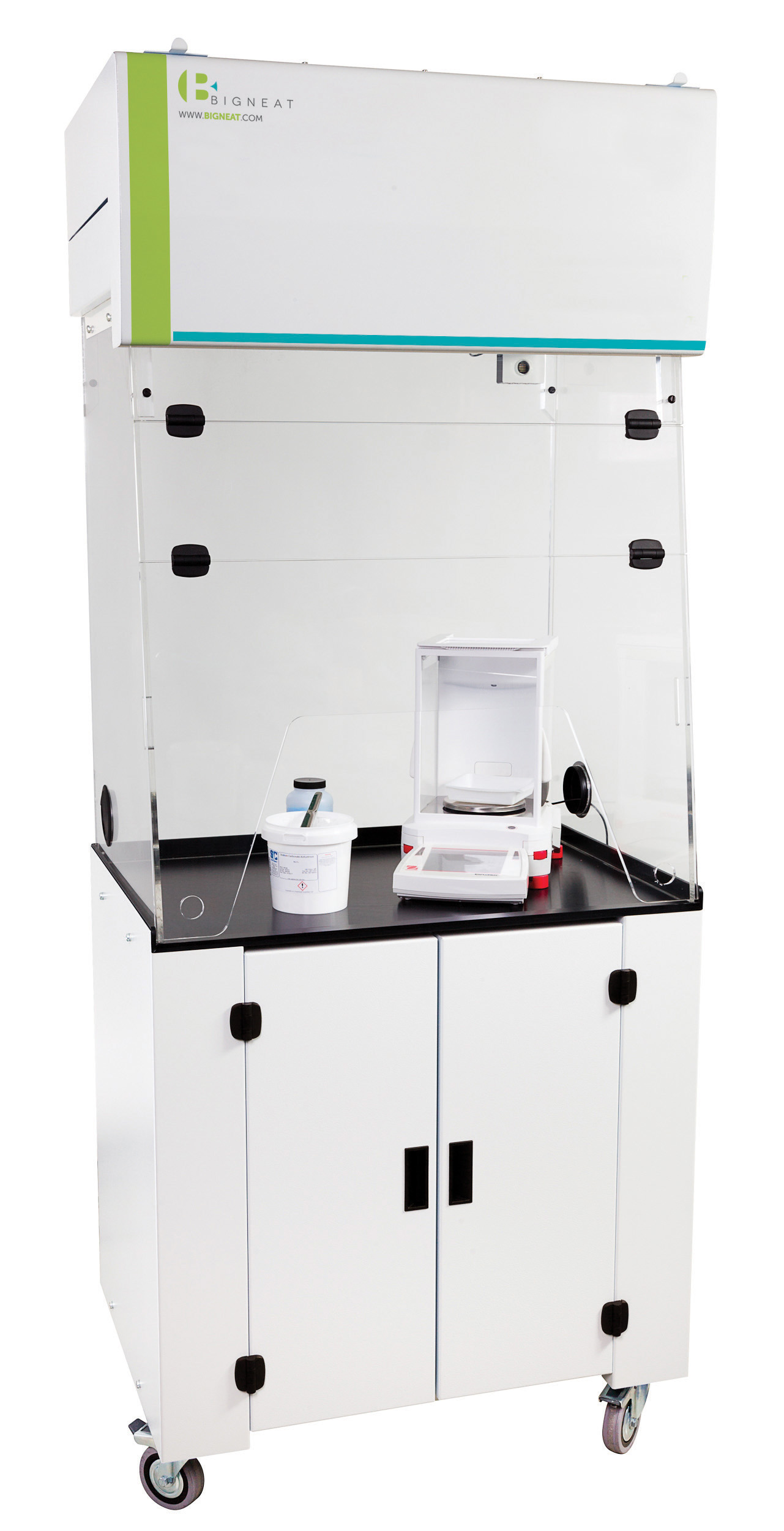 Powder Weighing Stations
